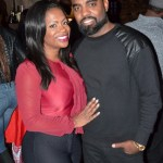 PHOTOS: Kandi and Todd Tucker First Annual Christmas Party Special Guest Rasheeda and Kirk Frost, Toya Wright