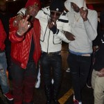PHOTOS: Young Thug, Rich Homie Quan, Lil Boosie, Birdman Spends Almost $100,000 in CASH at Magic City.