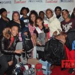 PHOTOS: Kandi Cares Host Blanket and Coat Drive with Jacob Latimore, QT Jazz, Aaliyah Rucker at Atlanta Starbucks