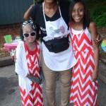 PHOTOS: #LHHATL's Momma Dee Hosts Charity Fish Fry & BBQ to Help Neighborhood Water Bill