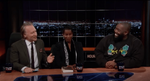 Killer Mike Bill Maher 2