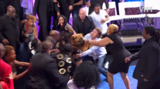 Love and Hip Hop Atlanta Fight