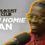 Rich Homie Quan Explains His Flex Dance And Talks Working With Birdman On The Breakfast Club