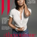 The American Dream :  Taraji P Henson Talks Playing Cookie On W Magazine Cover