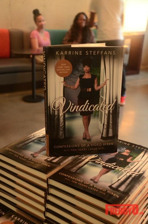 Photos Karrine Steffans Brings The Vindicated Tour To Atlantas