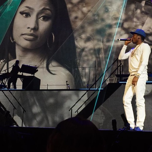 Meek NIcki Brooklyn