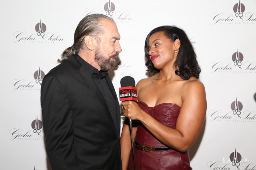 Shayla Raye interviews John Paul DeJoria