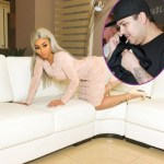"Blac Chyna & Rob Kardashian Reportedly THROWN Out Of Khloe Kardashian's House! + Tyga Admits He Would ""F*CK"" Kim Kardashian & Malika Haqq Gives Him A Lap Dance"