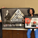 GAME CHANGER: Rihanna Makes History As First Artist To Reach 100 Million Song Certifications From RIAA