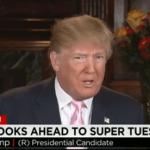 PRESSPLAY: Donald Trump Discusses KKK Support