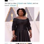 FALSE IDENTITY: WHOOPI GOLDBERG AS OPRAH WINFREY!