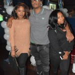 PHOTOS: KJ Celebrates 17th Birthday at Scales Restaurant with Celebrity Friends Reginae Carter, Toya Wright, Karlie Redd & More!