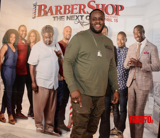 "· Jamal Woolard, Actor – ""Notorious & BARBERSHOP: THE NEXT CUT"""