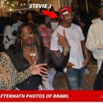 PHOTOS: Stevie J Involved in Brawl During CIAA