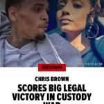 Chris Brown And His Baby Mama At It Again?