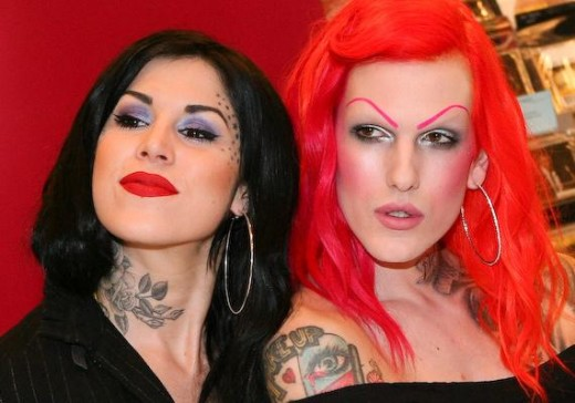 jeffree star and kat von d beef