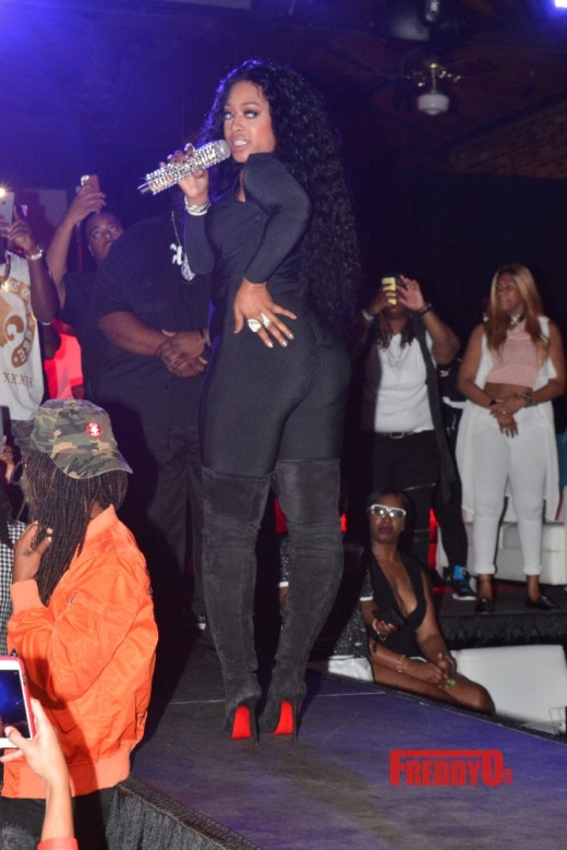 Photos Trina  Remy Ma Takes Over The 2016 Traxx Girls -9437