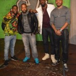 PHOTOS: Kevin Hart & The Plastic Cup Boyz Spotted at Atlanta's Uptown Comedy Club!