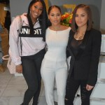 Ming Lee, Aaleeyah Petty, Alexis Skyy and More Attend the Grand Opening of Grandeur Nail & Makeup Bar