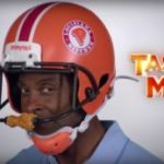 Jerry Rice Is Recevieing Backlash For Popeye's Chicken Helmet Commercial