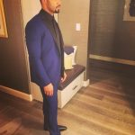 Omari Hardwick Swiftly Denies Bleaching Skin, Claps back At Fan On Instagram