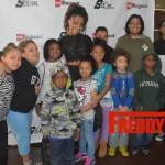 [Photos] RollingOut Host's Luster's S-Curl CIAA Edition At No Grease Barbershop Featuring Dutchess Lattimore, Also Her DTLR Radio Interview With King Flexxa