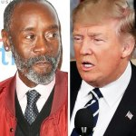 Don Cheadle Claims Trump Used N-Word
