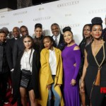 "The Cast of ""Greenleaf"" Celebrate Season 2 Premiere in Atlanta"