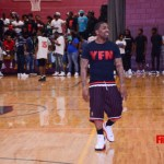 PHOTOS- YFN LUCCI VS BMG CELEBRITY BASKETBALL GAME HELD AT PITTMAN PARK