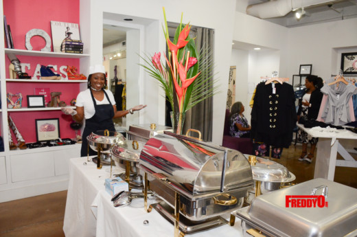 Chef Marguerite Hosted Her Jamaican Food Tasting Soriee At