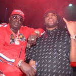 Pics: Big Bank Black Parties with Mike Will !
