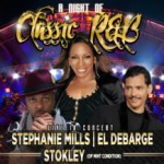 Stephanie Mills, El Debarge, & Stokley to Perform at A Night of Classic R&B | Atlanta, GA | Sept 30th | Wolfcreek Amphitheater  !