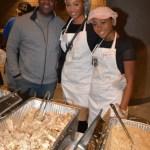 PHOTOS & VIDEO: Atlanta's Mayor Kasim Reed & Cynthia Bailey Gives Back with Hosea Helps 2017!