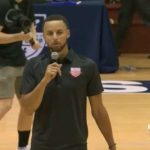 Steph Curry Raise's More Than $21K For Nia Wilson's Family