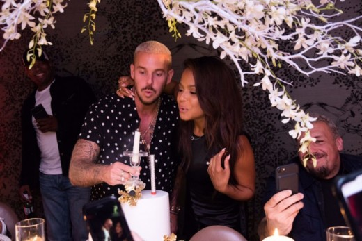 Christina Milian M. Pokora Hit By Burglars