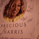 T.I. Sister; Precious Harris Home Going Party