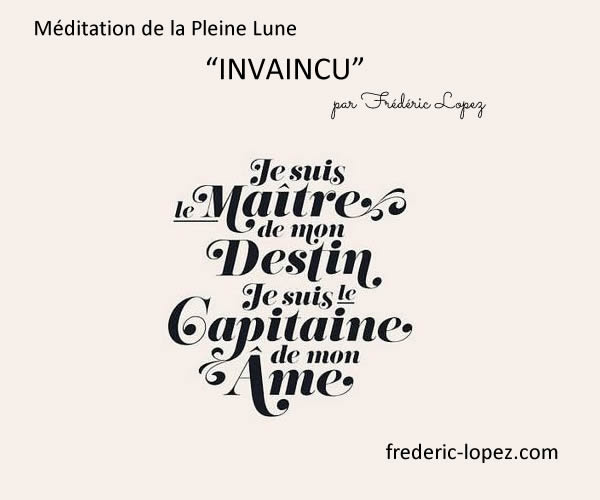 INVAINCU(invictus)