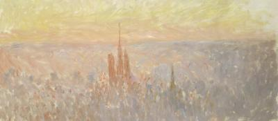Claude Monet, Rouen