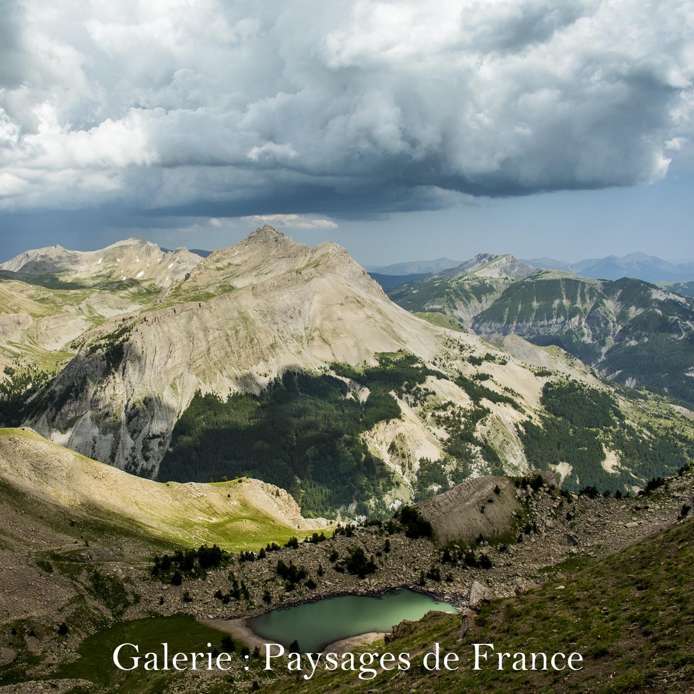 Cliquez ici pour accéder à la galerie : Paysages de France
