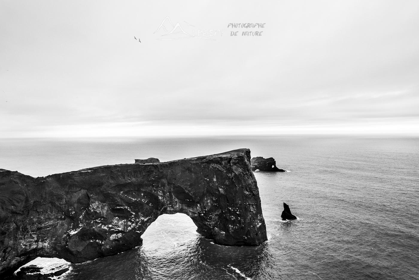 Arche de Dyrholaey n°0801