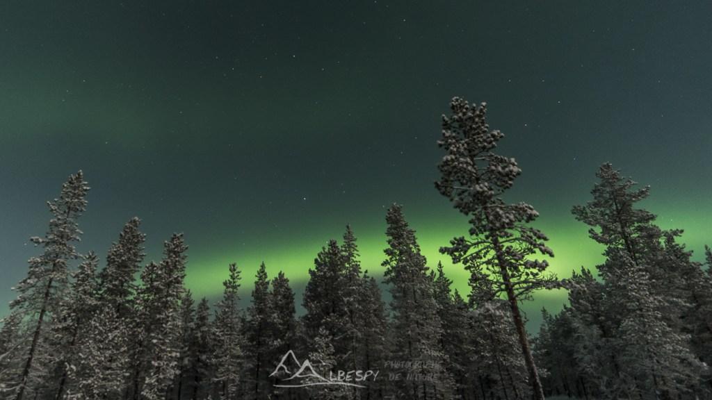 Horizon coloré (Hetta - Finlande) n°0902