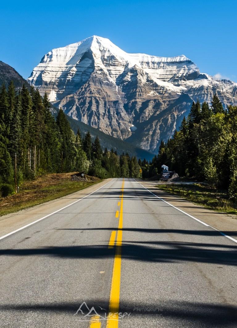 Mount Robson (Mount Robson Provincial Park - Colombie Britannique) n°0616