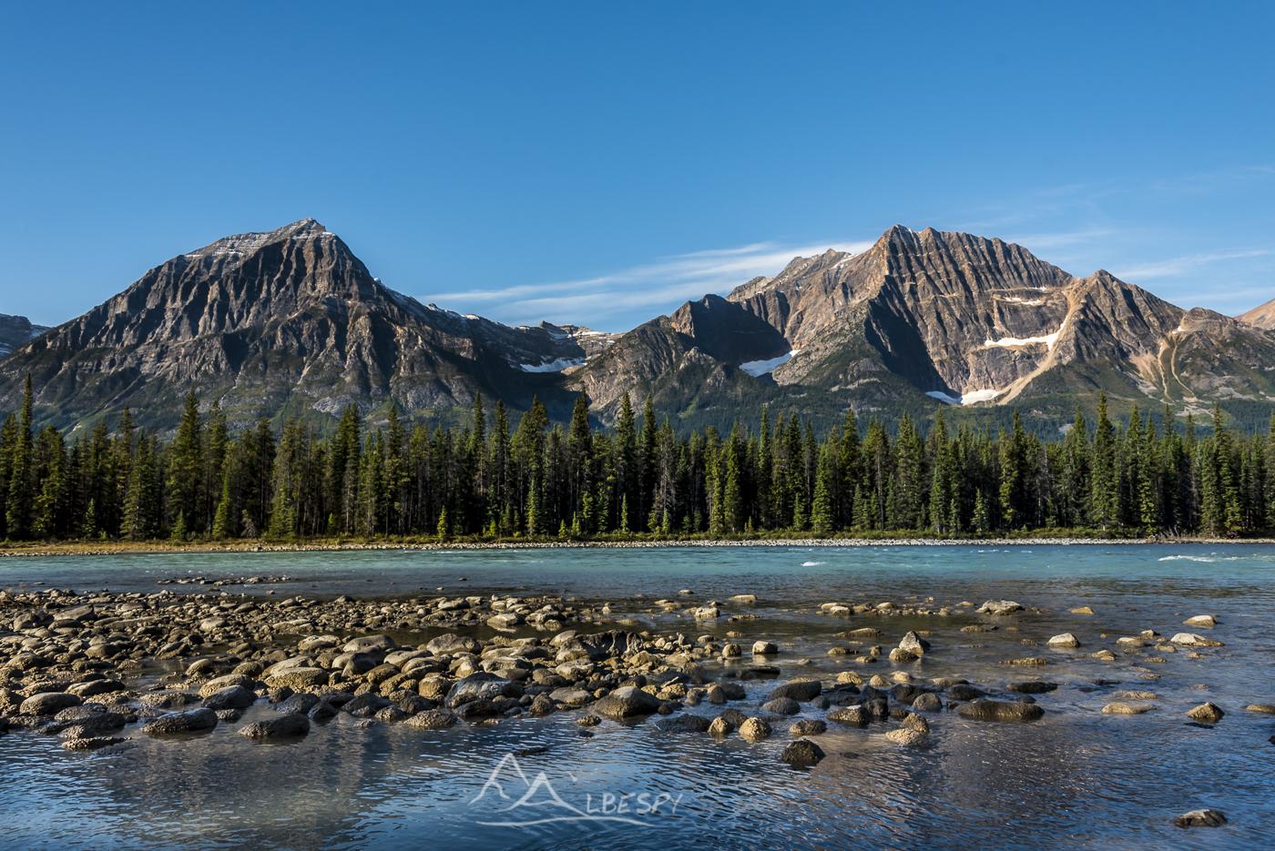 Friatt E5 N4 (Parc National de Jasper - Alberta) n°0610
