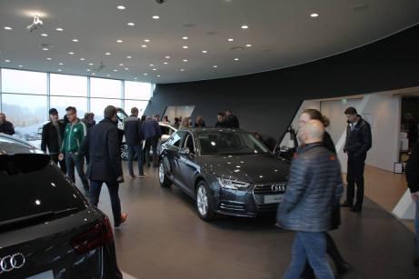 Audi Fredericia åbent hus4