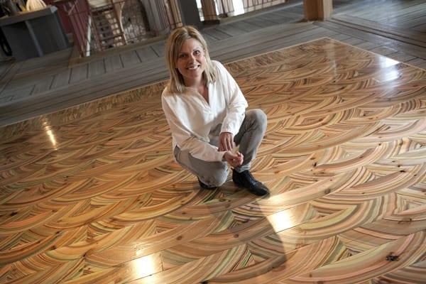 Fredericia Kunstforening inviterer til endnu en spændende kunstudstilling med bysbarn