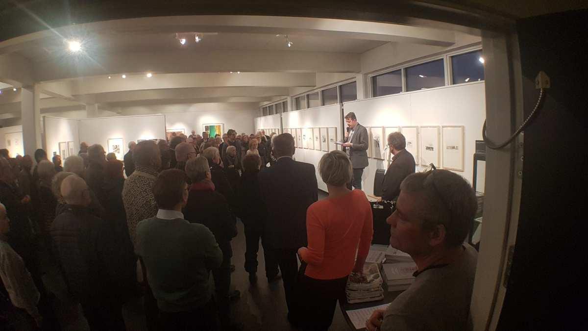 Fredericia Kunstforening præsenterer Per Kirkeby