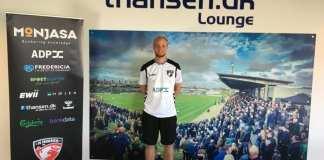 Andreas Raahauge FC Fredericia