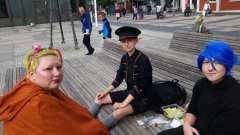 Unge sætter kulør på Fredericia