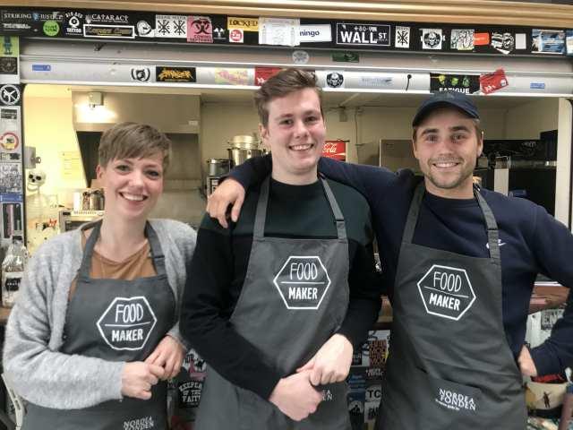 Food maker team