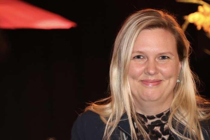 Susanne Bjerregaard Mørck. Foto: Matthias Runge Madsen, Fredericia AVISEN.
